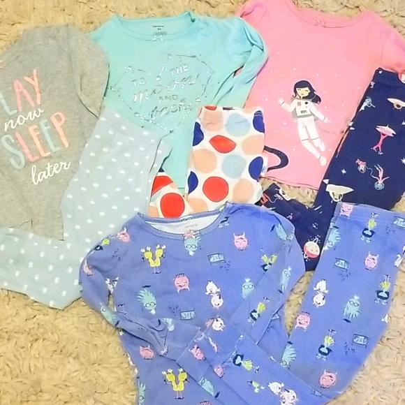 Carter's Pajama bundle
